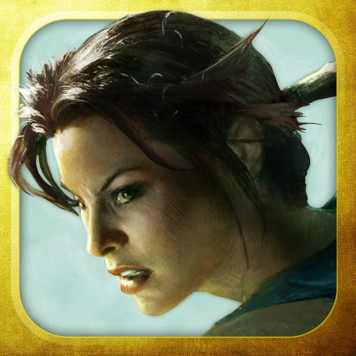 [BlackBerry app] Lara Croft and the Guardian of Light
