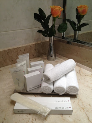Amenities at kempinski Hotel Ajman