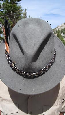 P's hat