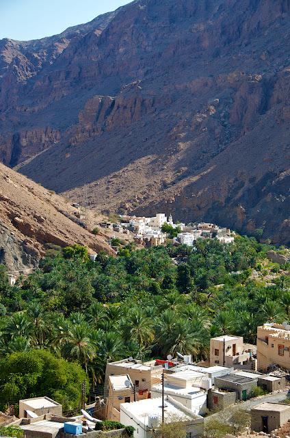 Audi Q5 to Wadi Tiwi in Oman