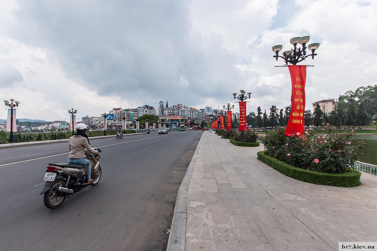 Далат, горный курорт Вьетнама
