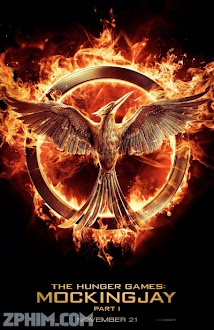 Đấu Trường Sinh Tử 3: Húng Nhại Phần 1 - The Hunger Games: Mockingjay Part 1 (2014) Poster