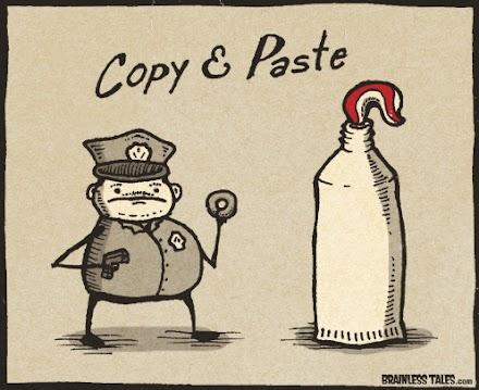"""Atomlablinks : """"Gutte"""" Freunde kann niemand trennen: Copy & Paste"""