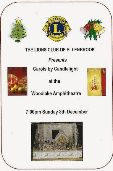 Ellenbrook Lions Carols by Candlelight