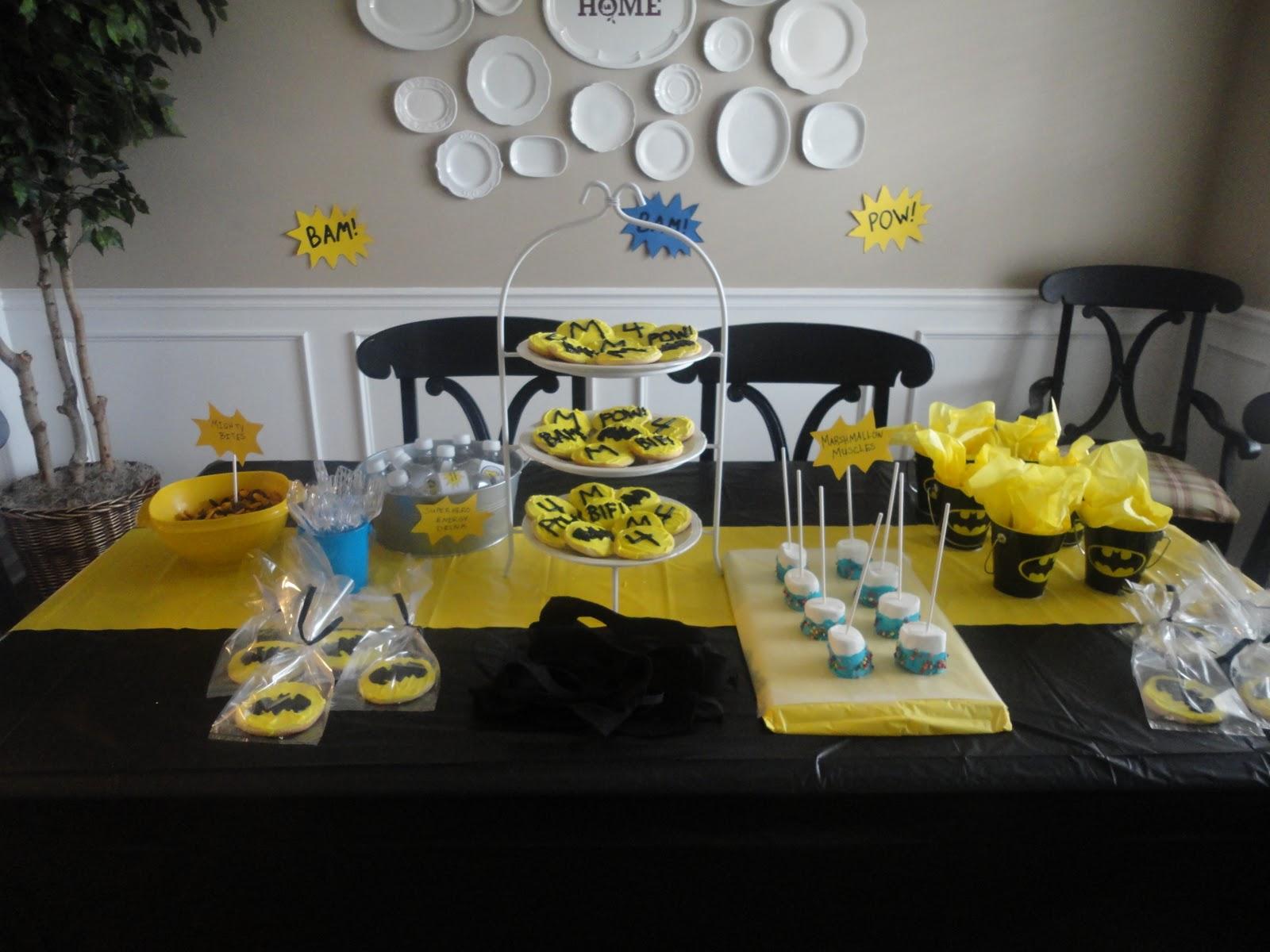Our Life Batman Party