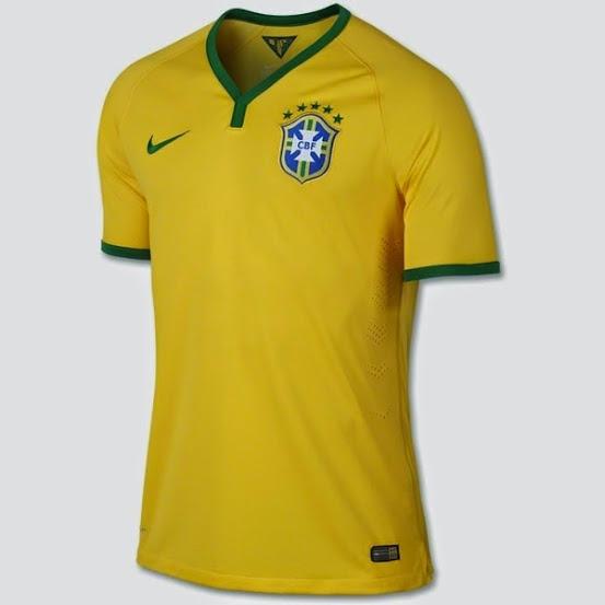 áo bóng đá brazil sân nhà