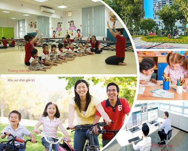 Hệ thống tiện ích dự án chung cư Ecohome 3 Thủ đô invest