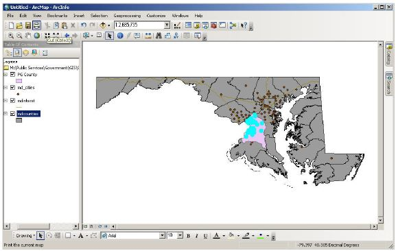 Introduction to GIS Using ArcGIS Desktop 10