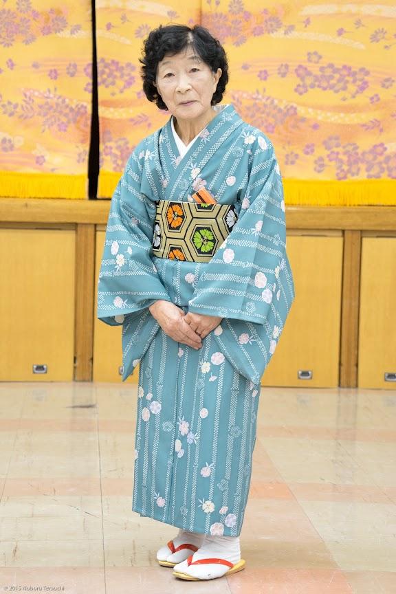 中村節子さん、