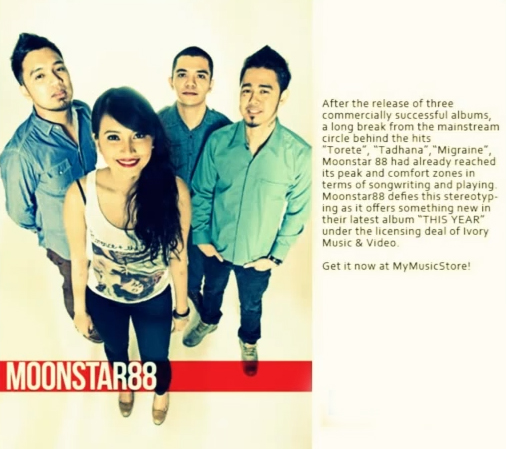 Moonstar88 Ft Chito Miranda - Ligaw - MP3 Music