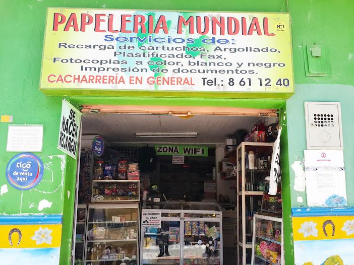 Papelería Mundial Guatapé