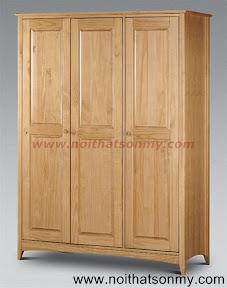Tủ áo gỗ 3 cánh