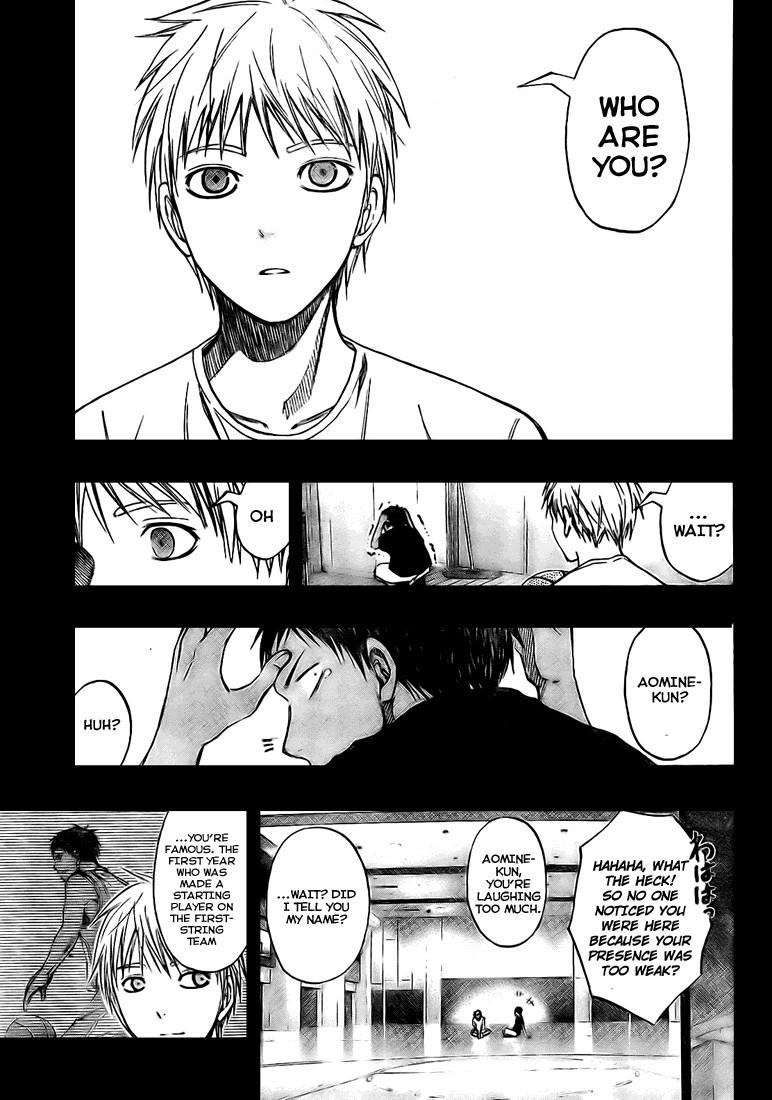 Kuroko no Basket Manga Chapter 124 - Image 07
