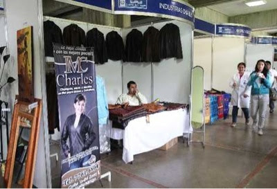 Casos de éxito en Feria de MYPIMES 2012 en Universidad Rafael Landivar