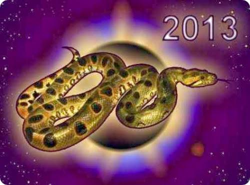 с новым годом черной водяной змеи