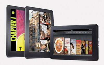 Amazons Major update for Kindle Fire
