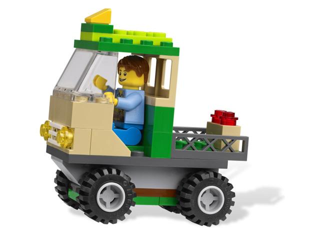 4637 レゴ サファリ
