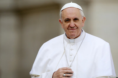 Pope Francis lambastes his closest advisors