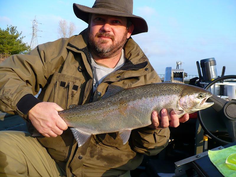 Grand Rapids Steelhead Fishing
