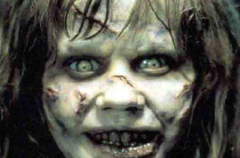 scary things very scary things the scary exorcist maze game