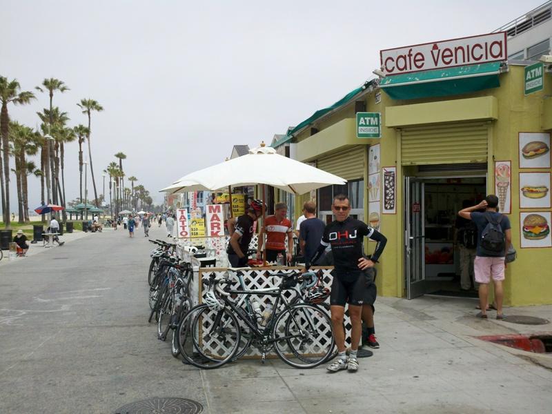 Santa Barbara to San Clemente • Venice Beach