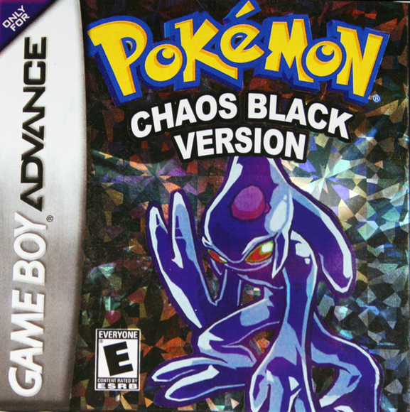 Pokemon – Chaos Black Version