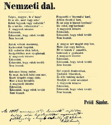 12 pont, 1848–49, forradalom, Kossuth Lajos, Magyarország, Március 15, Nemzeti Dal, Petőfi Sándor, Pilvax kávéház, szabadságharc, 1848-49-es forradalom és szabadságharc,
