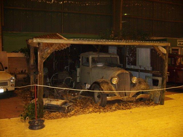 Salon des véhicules anciens les 3 et 4 novembre 2012 SSA50085