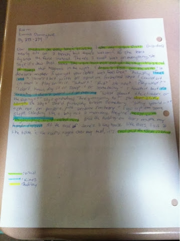 example essay about family quote
