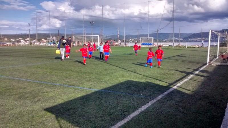 "Instante partido prebenxamíns Numancia ""B"" - EFR Ferrol ""D"" (16/09/2014)"