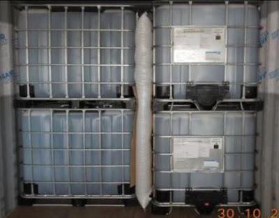Túi khí chèn hàng container Stopak 1500 x 2200