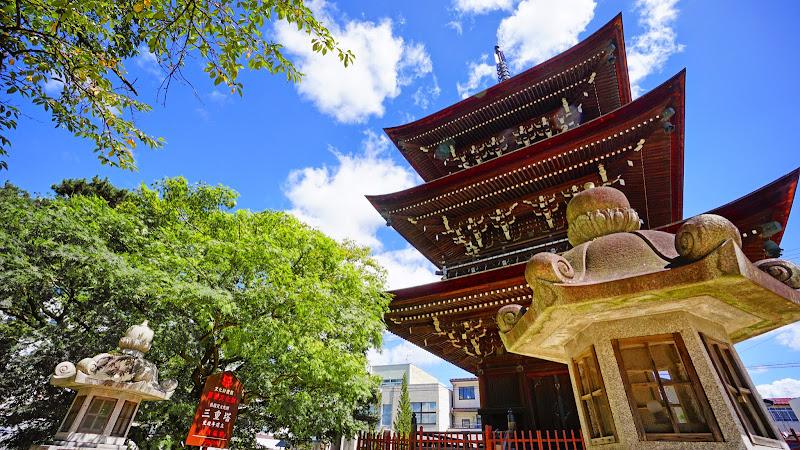 飛騨国分寺 写真2