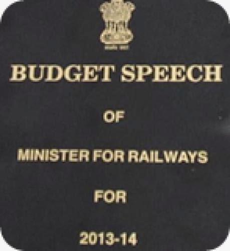 Rail Budget 2013 Highlights