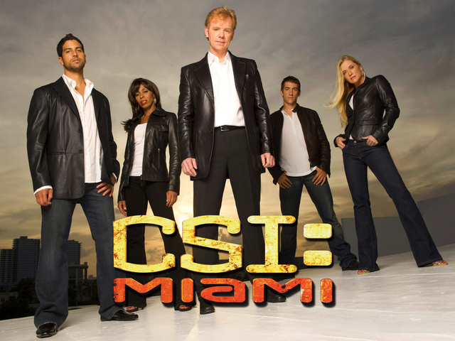 CSI犯罪現場:邁阿密 CSI: Miami