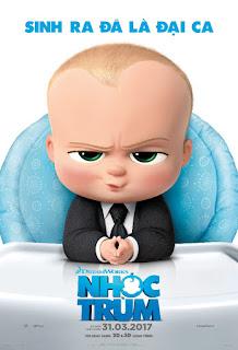 Nhóc Trùm - The Boss Baby