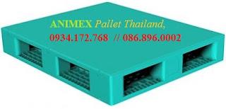 Pallet nhựa nhập khẩu Thái Lan