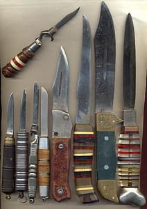 зоновские ножи