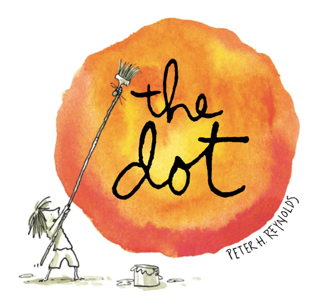 Kids' Book Review: Review: The Dot