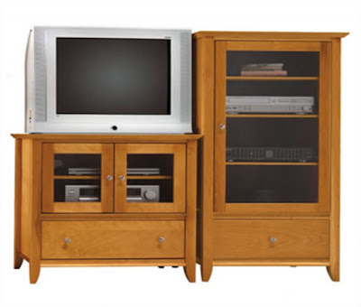 Bush Stanford Audio Cabinet.AD53940-3