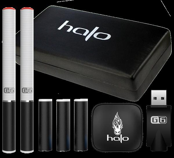 starter set van Halo Cigs