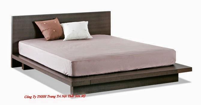 Giường ngủ kiểu nhật 07