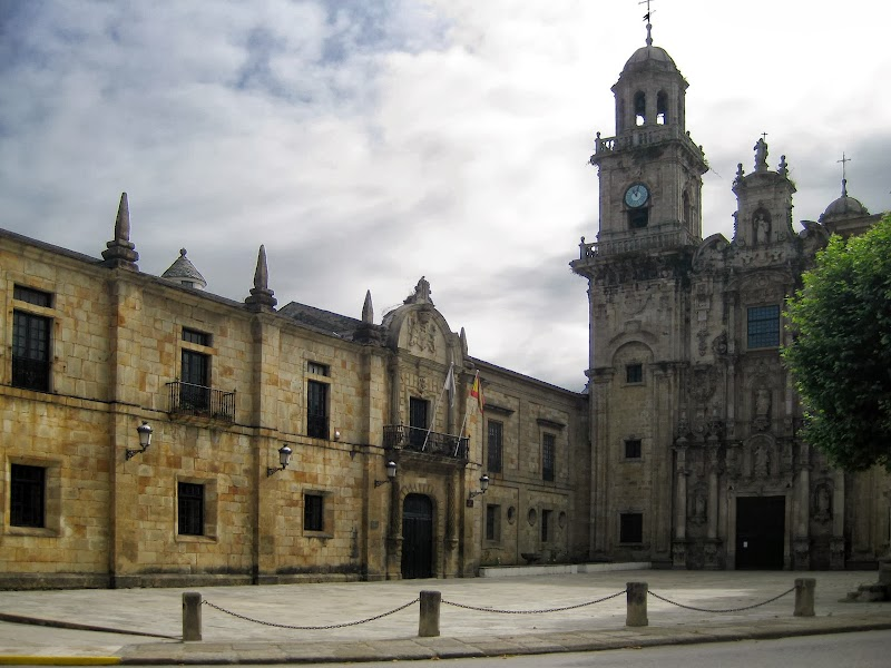 Kloster San Salvador in Vilanova
