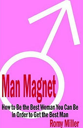 Book Review Man Magnet Cover