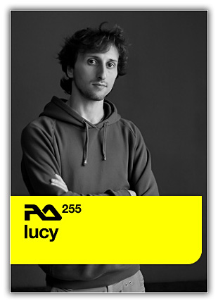 lucy Lucy – Resident Advisor (RA 255) – 18.04.2011
