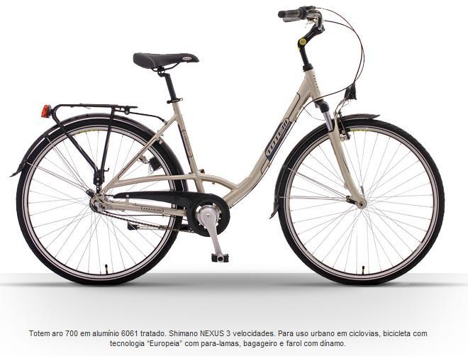 Quero comprar bicicleta Totem+crossfire
