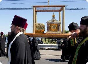 На время Крестного хода в Твери перекроют движение
