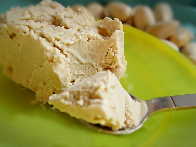 Vegan Jackfruit Coconut Mylk Ice Cream