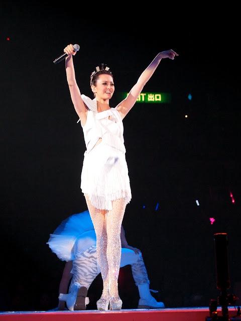 fancl 梁詠琪 香港G夜 gigi leung 演唱會