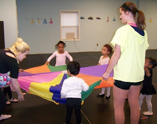 charlotte toddler dance lessons