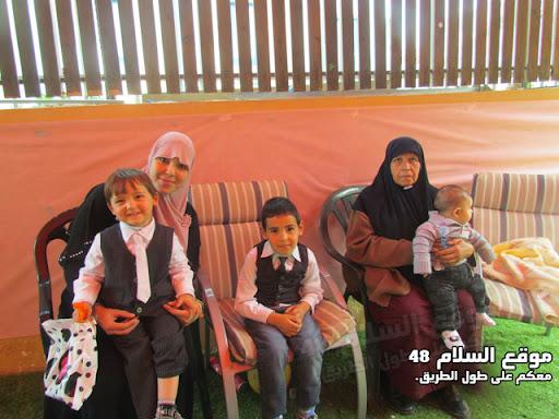 انا اسمي كريم رائد مصاروه من باقة الغربية اتعلم في روضة عدن اليوم عيد ميلادي الرابع اترككم مع الصور  IMG_5298